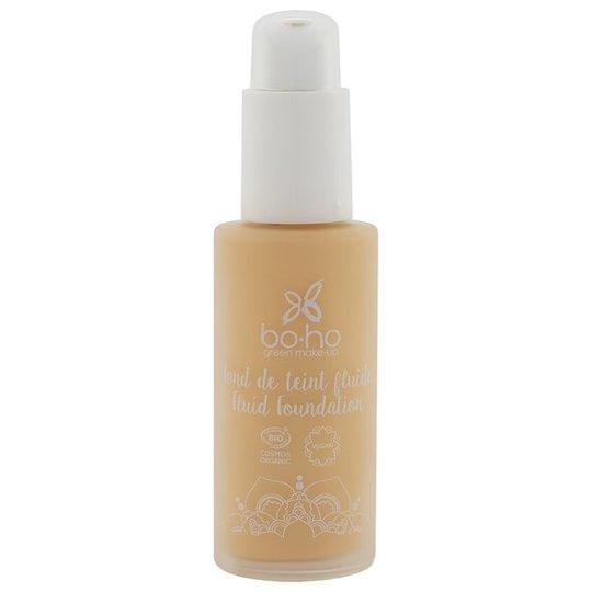Boho Green Make-Up Fluid Foundation, 30 ml