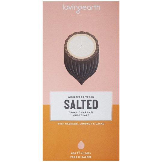 Eko Salted Caramel Chocolate - 34% rabatt