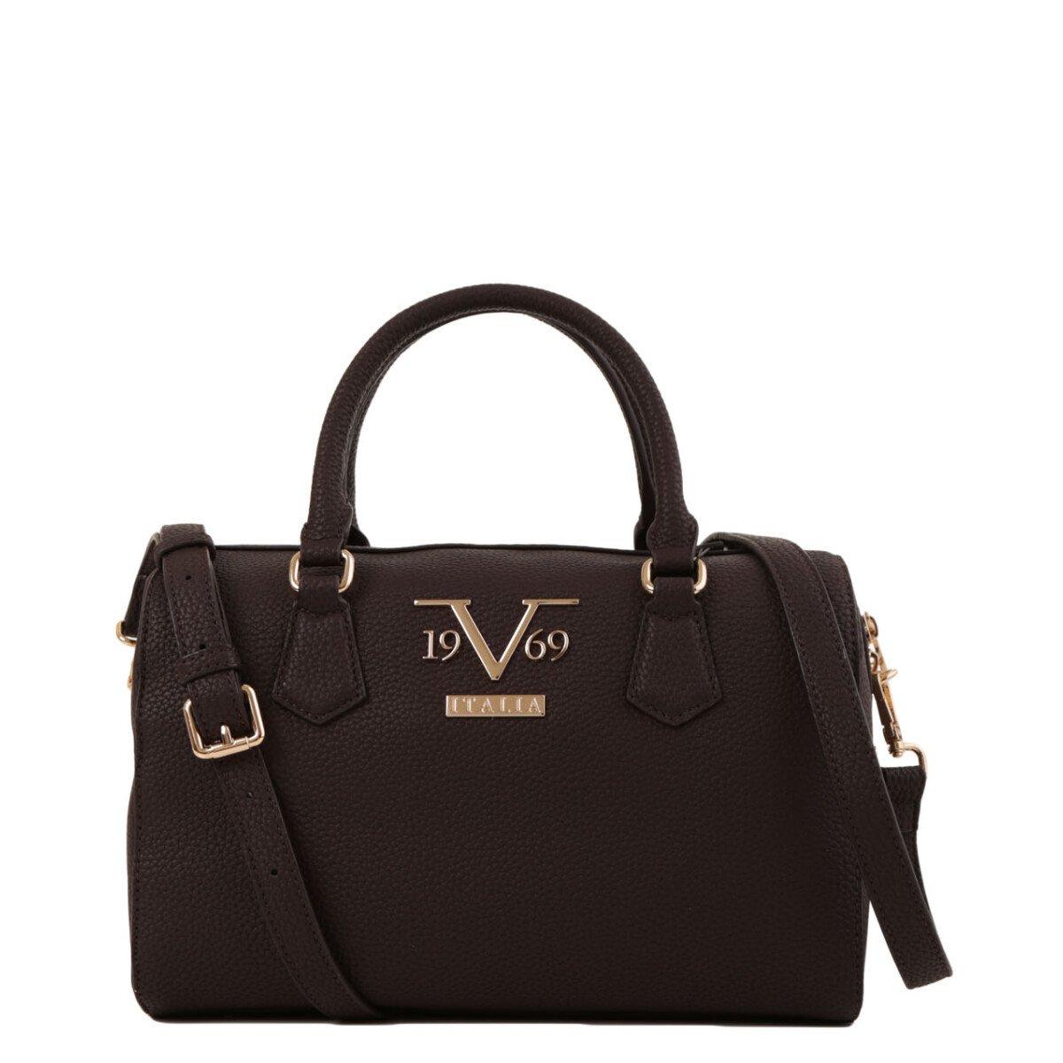 19v69 Italia Women's Handbag Various Colours 319009 - brown UNICA