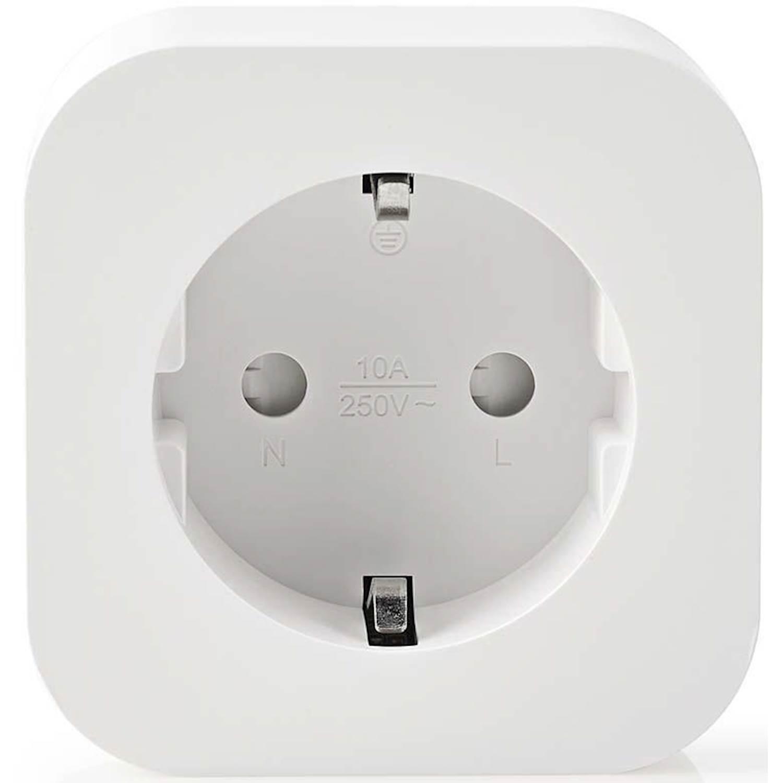 Nedis Smart Wi-Fi-kontakt Sch.typ F