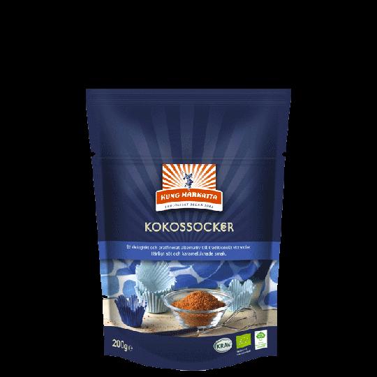 Kokossocker EKO, 200 g