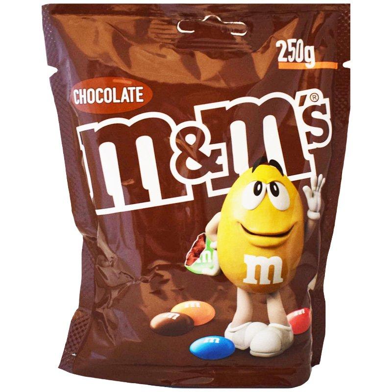 M&M Choklad - 50% rabatt