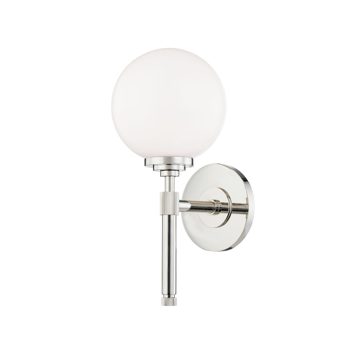 Hudson Valley | Bowery Bath and Vanity Wall Light | Polished Nickel