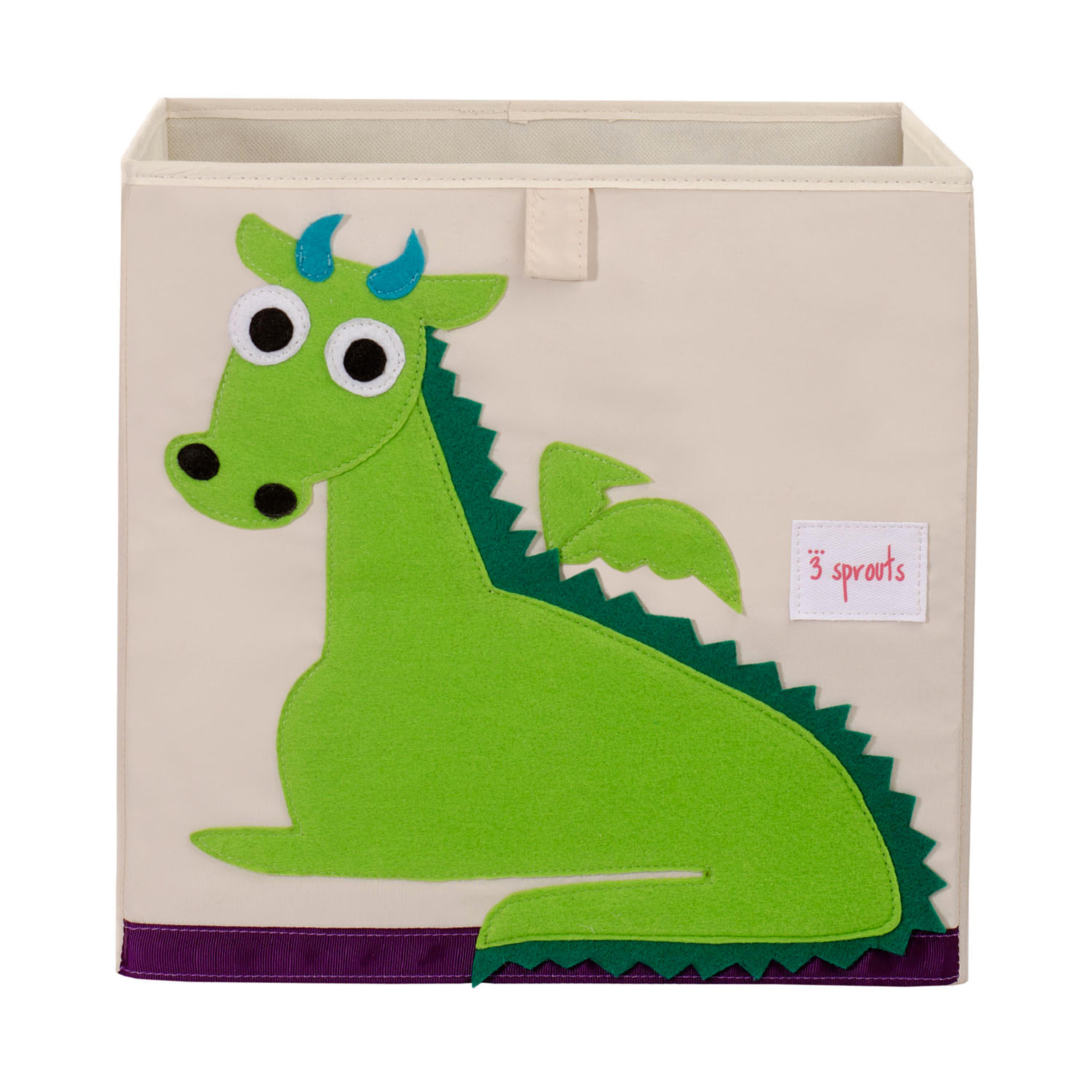 3 Sprouts - Storage Box - Green Dragon