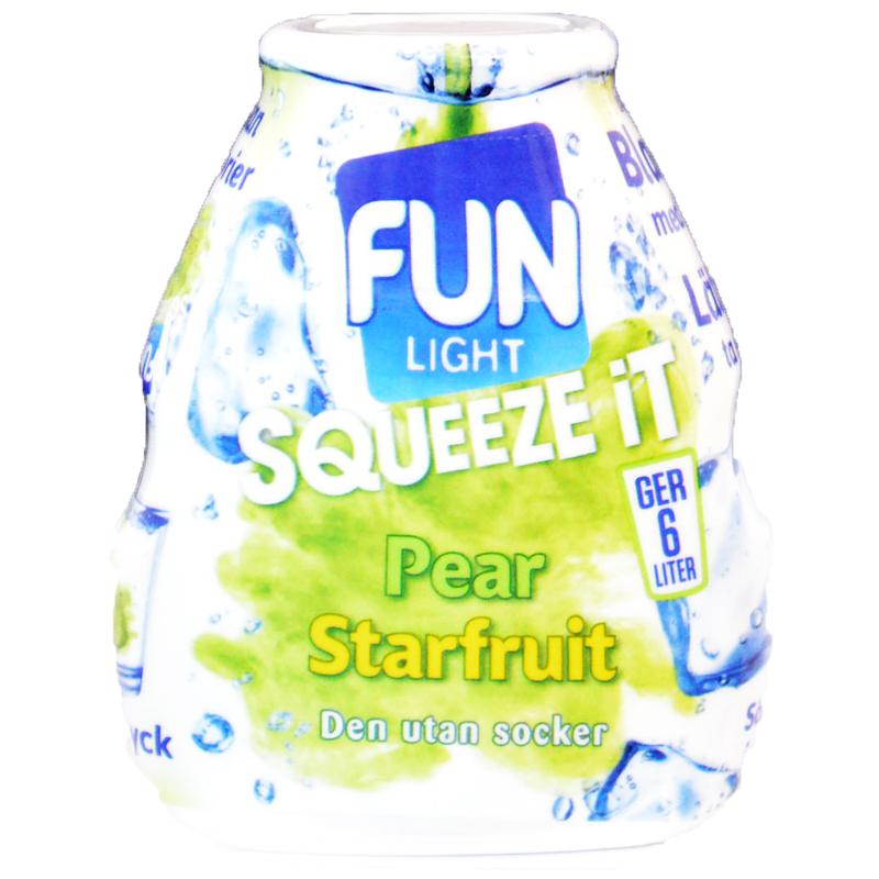 Squeeze It Pear & Starfruit - 86% rabatt