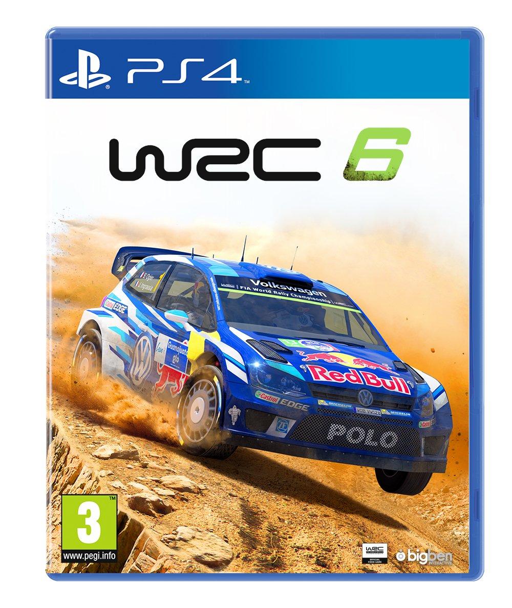 WRC 6: World Rally Championship