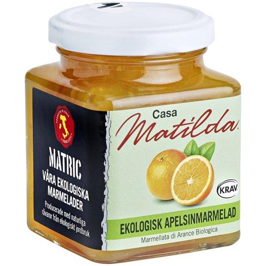 Eko Apelsinmarmelad 240g - 48% rabatt