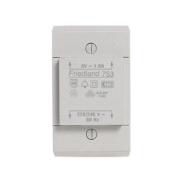 Honeywell Home D753 Ringledningstransformator