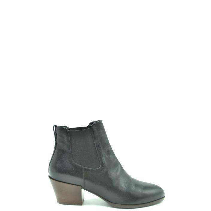 Hogan Women's Boot Black 179329 - black 36