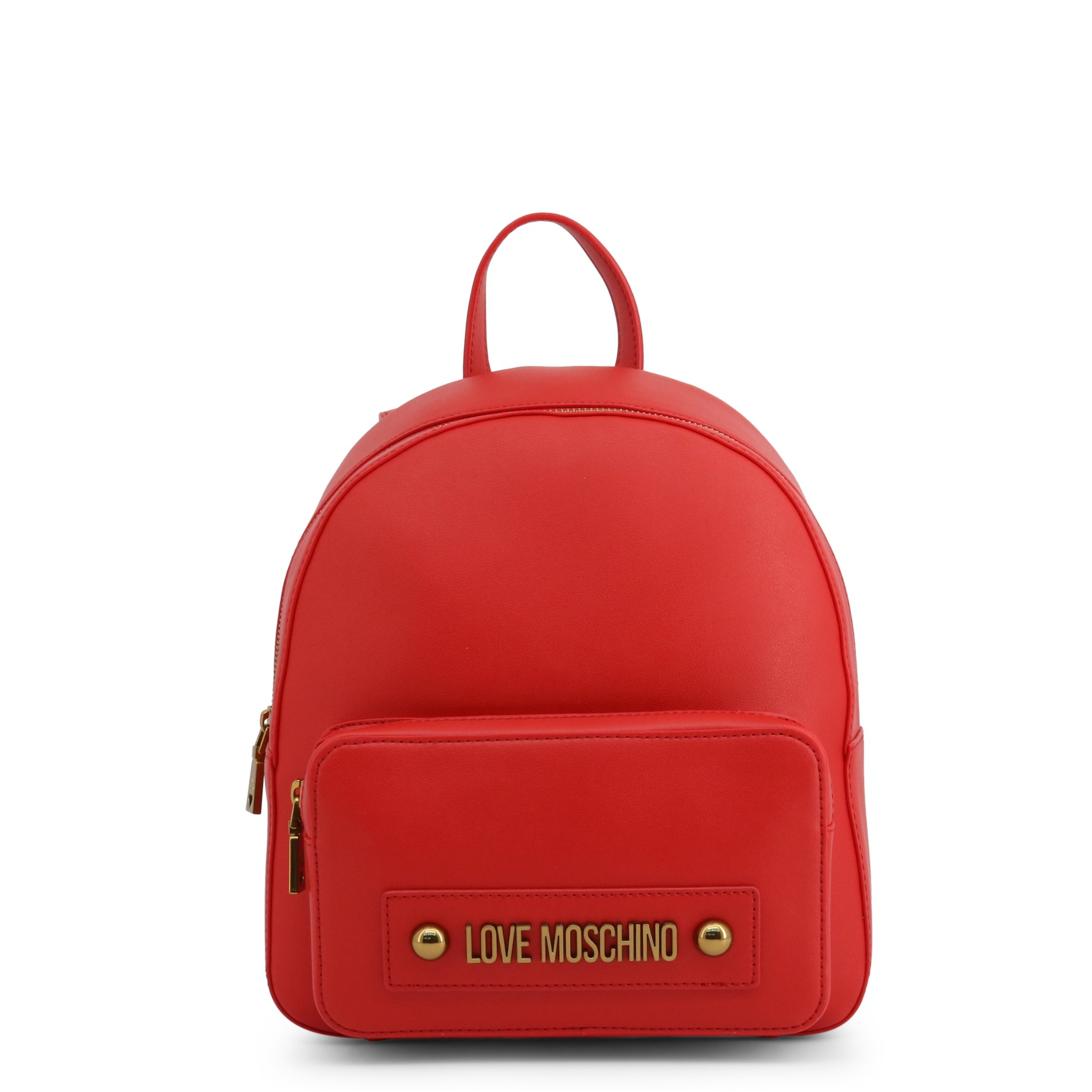 Love Moschino Women's Backpack Various Colours JC4028PP1ALD - red NOSIZE