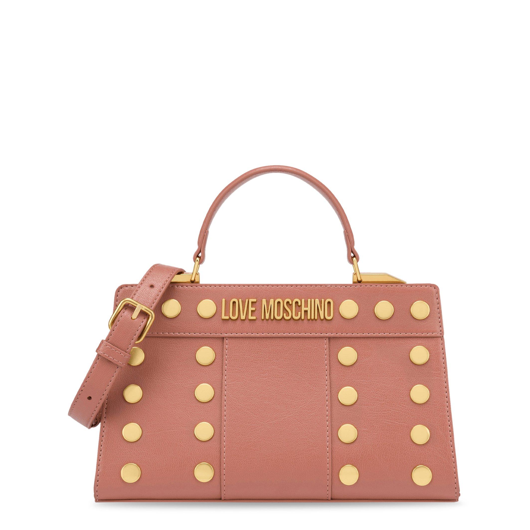 Love Moschino Women's Handbag Various Colours JC4219PP1DLM0 - pink NOSIZE