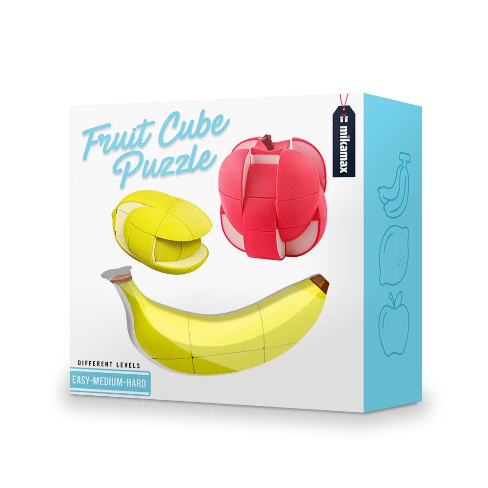 Fruit Cube Puzzle (04997)