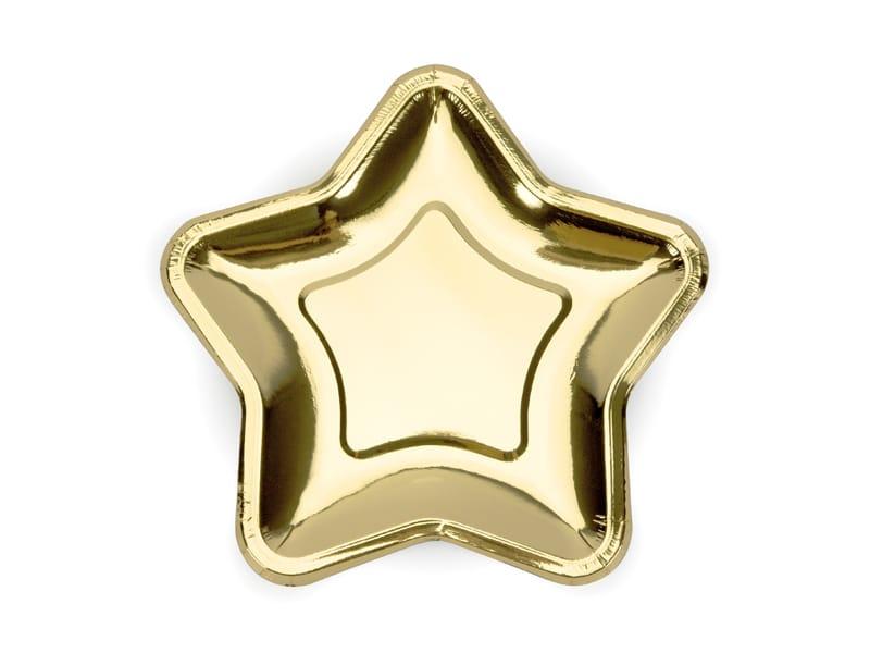 Tallrik Guldstjärna