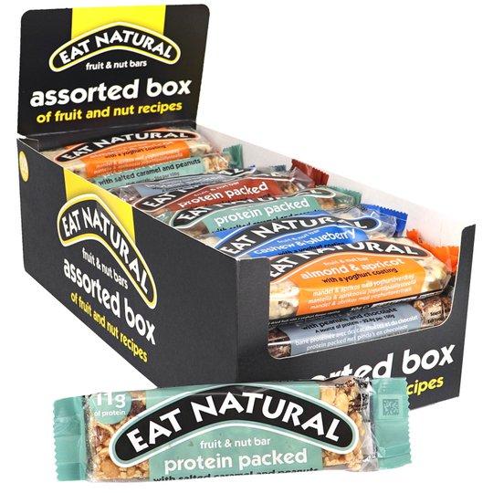 Blandlåda Eat Natural 28-pack - 33% rabatt