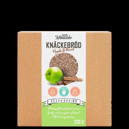 Knäckebröd Äpple & Kanel, 200 g
