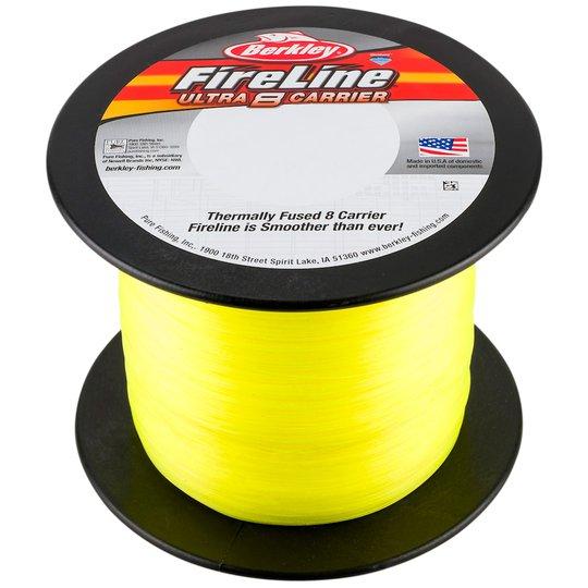 Berkley Fireline Ultra 8 Flame Green 1800 m flätlina