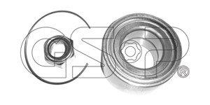 Hjullagersats, Framaxel