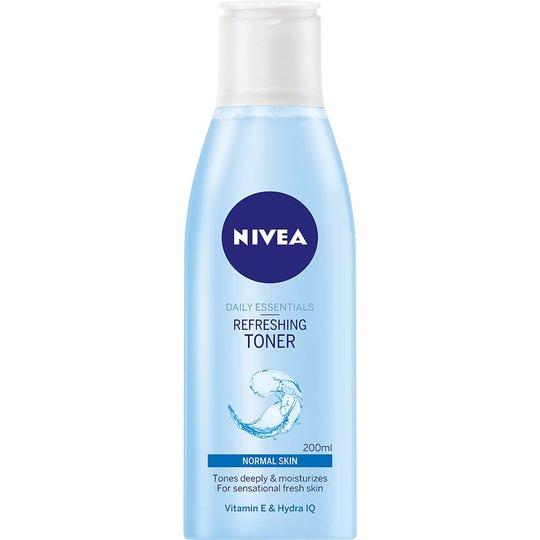 Daily Essentials Normal Skin, 200 ml Nivea Kasvovedet