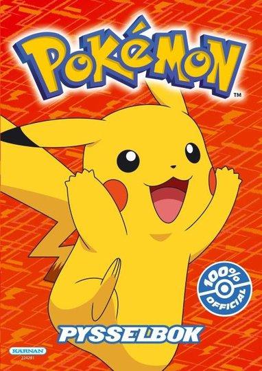 Kärnan Pokémon Hobbybok