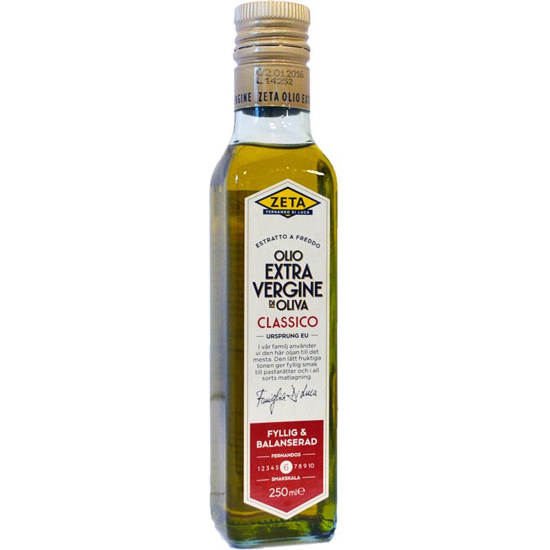 """Olivolja """"Classico"""" 250ml - 37% rabatt"""