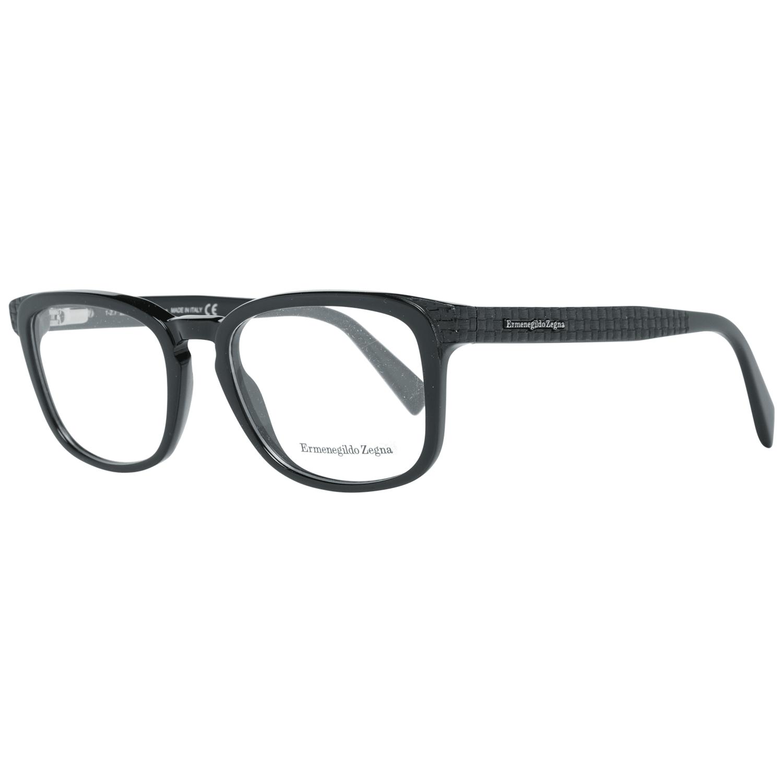 Ermenegildo Zegna Men's Optical Frames Eyewear Black EZ5109 52001