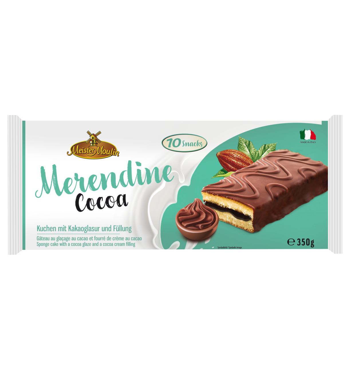Merendine Cocoa Glaze 350g