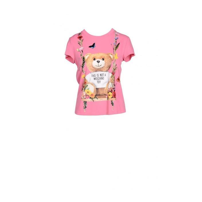 Moschino Couture - Moschino Couture Women T-Shirt - pink 38
