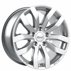 CMS C22 Silver 6.5x16 5/112 ET45 B57.1