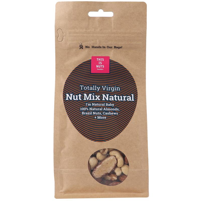 Totally Virgin Nut Mix Natural - 50% rabatt