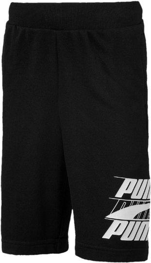 Puma Rebel Bold Shorts, Black 110