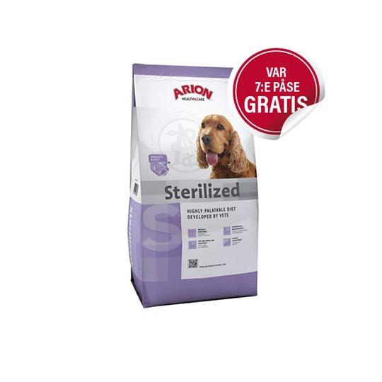 Arion Health & Care Sterilized (3 kg)