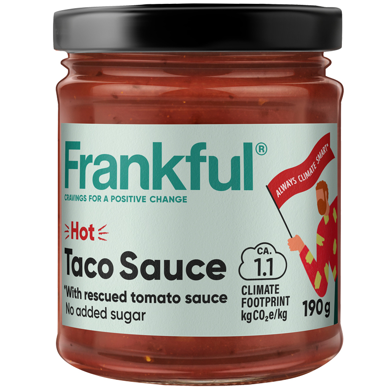 Taco Sauce Hot - 13% rabatt