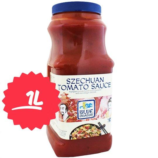 """Tomaattikastike """"Szechuan"""" 1L - 58% alennus"""