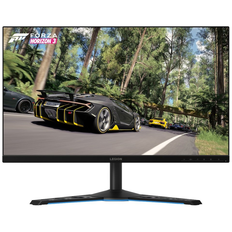 "Lenovo - Legion Y27gq-20 27"" 165Hz G-Sync Gaming Monitor"