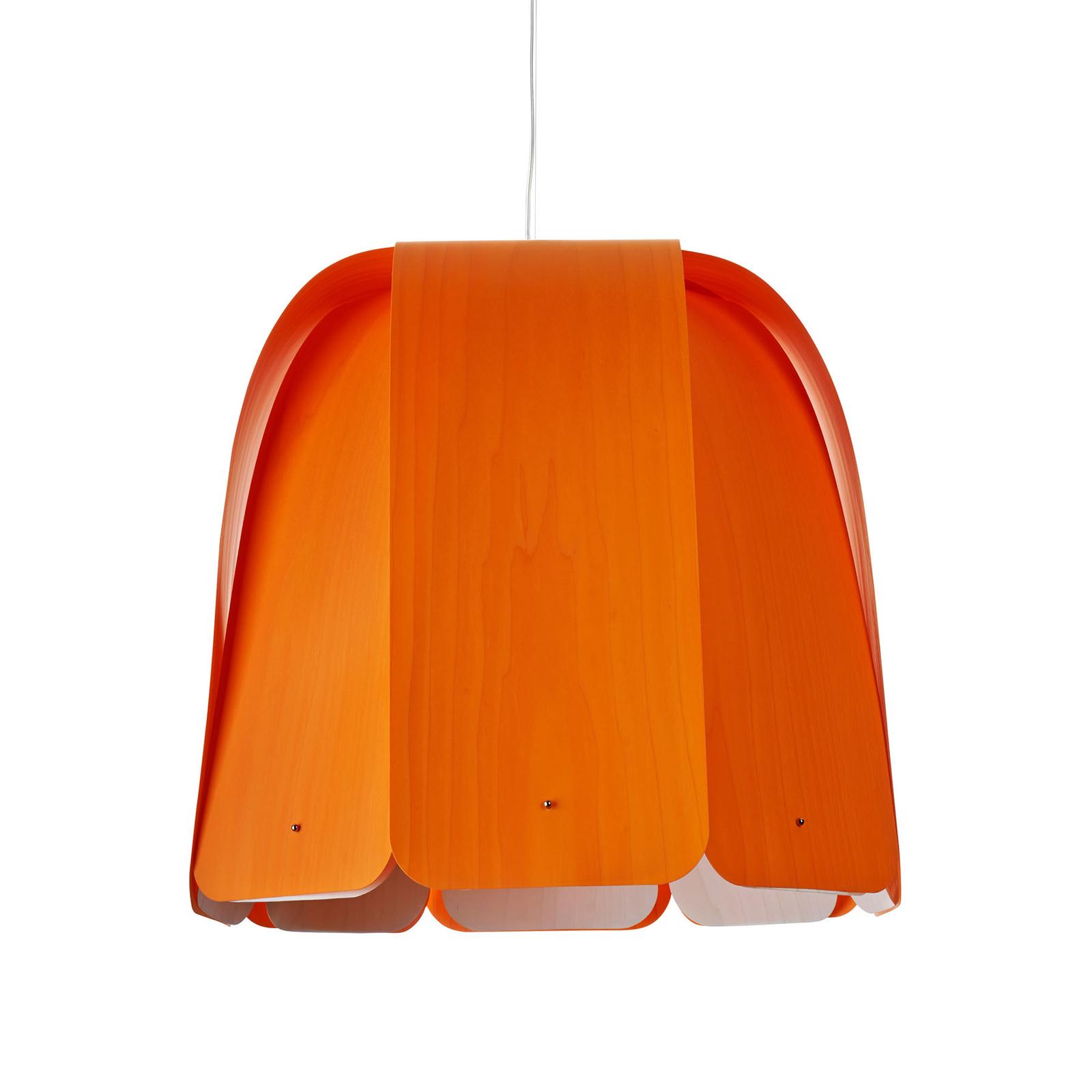 LZF Domo -riippuvalaisin, oranssi
