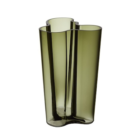 Aalto Vas Mossgrön 25 cm