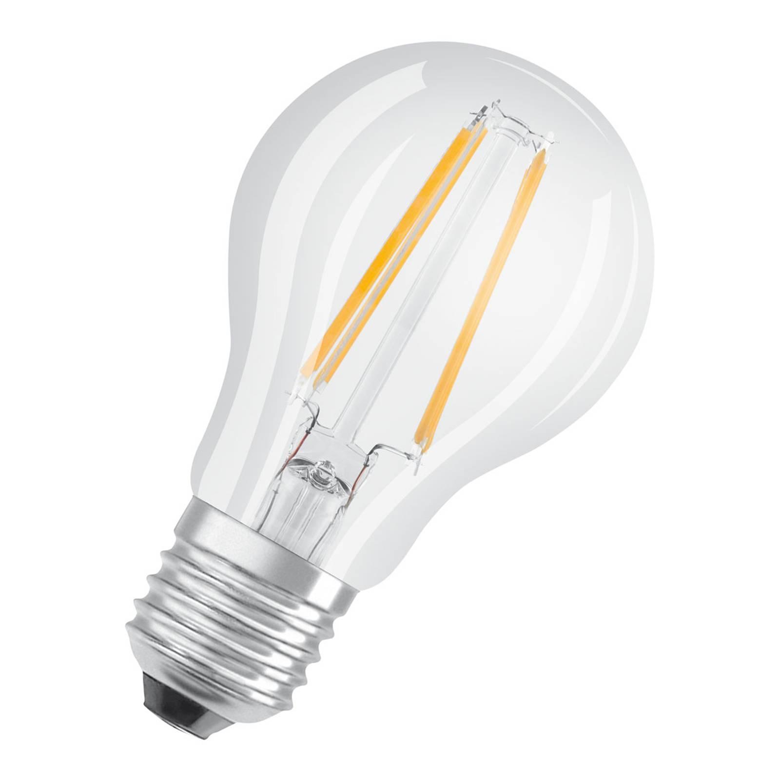 OSRAM-LED-lamppu E27 Classic Filam. 827 7W 5 kpl