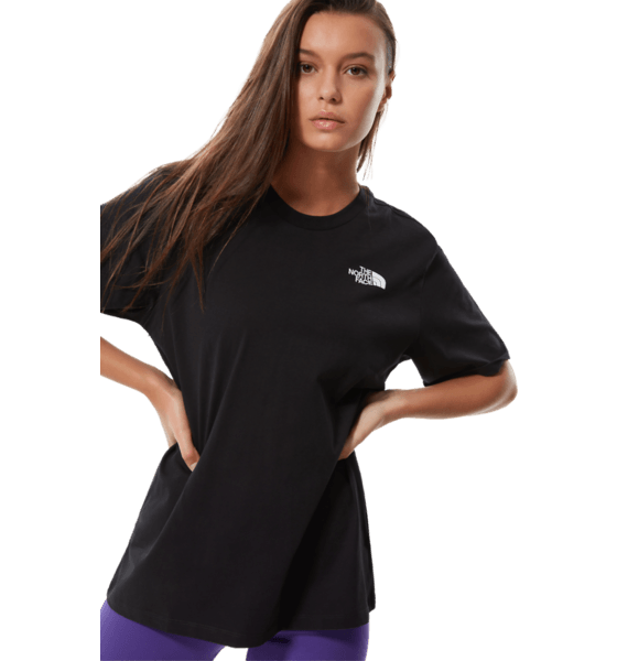The North Face W Bf Simple Dome T-shirts TNF BLACK