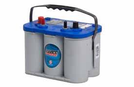 Batteri BTDC4.2 BlueTop
