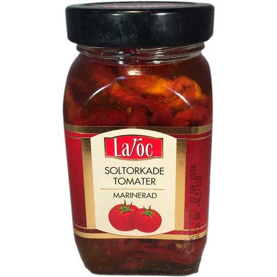 Soltorkade tomater i marinad - 43% rabatt