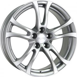 Anzio Turn Silver 6.5x15 4/100 ET38 B63.3