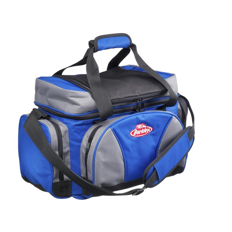 Berkley System Bag L 4 boxes, blå/grå/sort