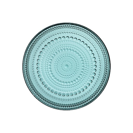Kastehelmi tallrik 170 mm havsblå