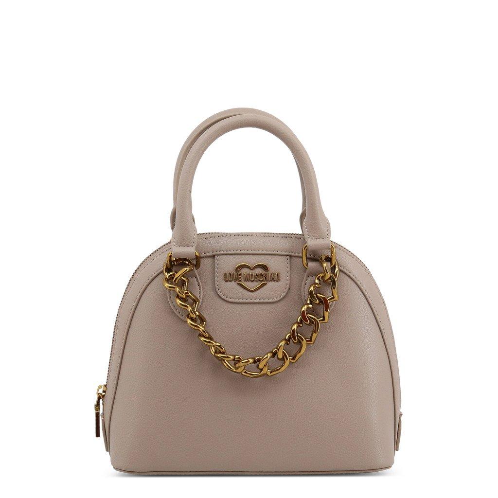 Love Moschino Women's Handbag Grey JC4094PP1BLO - grey NOSIZE