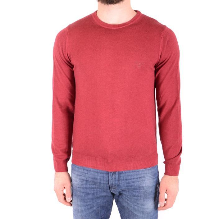 Gant Men's Sweater Bordeaux 165328 - bordeaux S