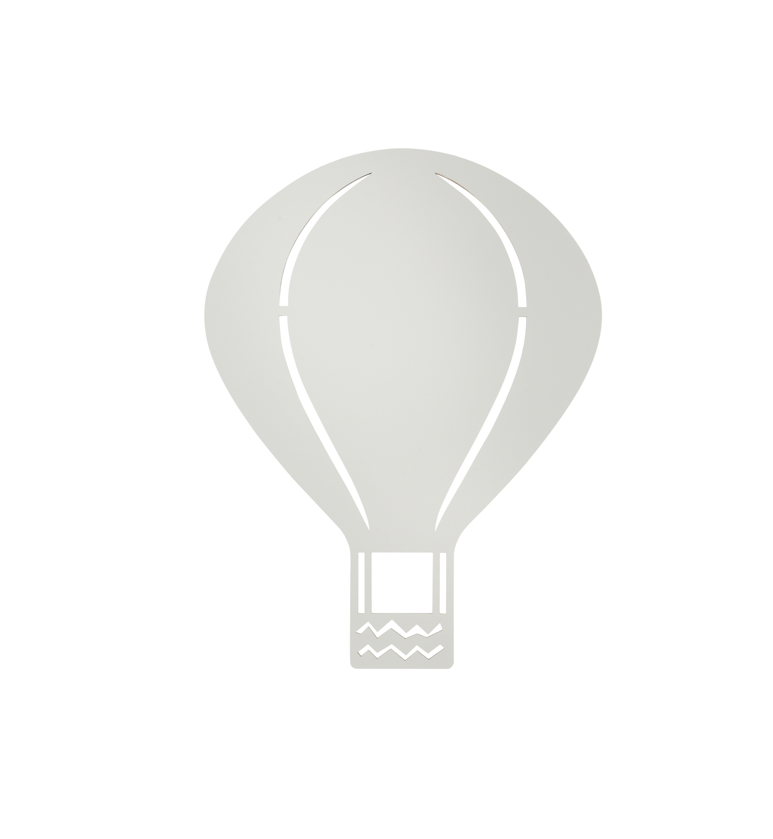 Barnlampa Air Balloon grey, Ferm living