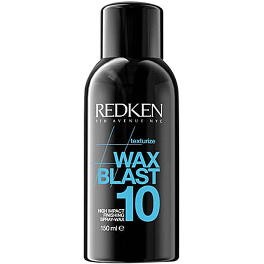 Redken Texture Wax Blast 10 High Impact Finishing Spray-Wax, 150 ml Redken Hiusvahat