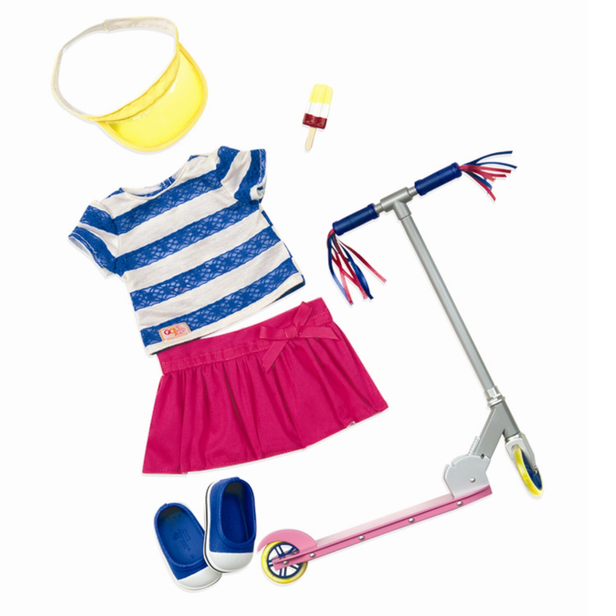 Our Generation - Deluxe outfit - Cute to Scoot (730200)