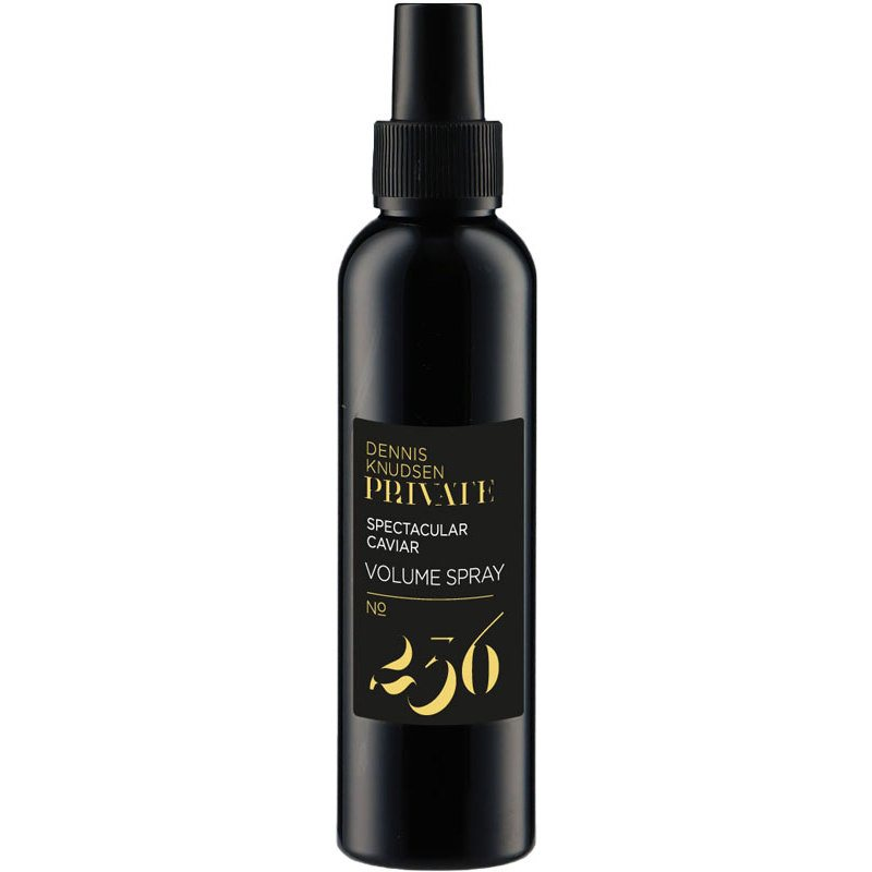 Dennis Knudsen PRIVATE - Spectacular Caviar Volume Spray 150 ml