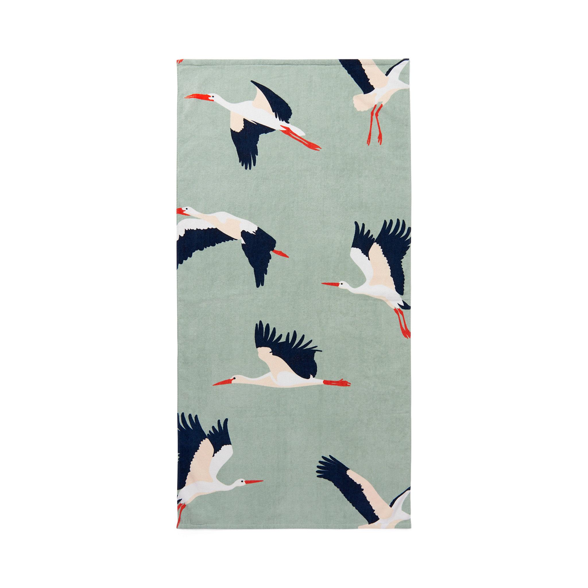 Badhandduk, Stork